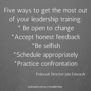 5 tips to leadership training